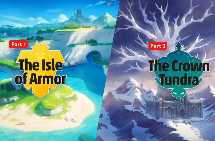 What is the release date of The Crown Tundra DLC for Pokemon Sword and Shield?