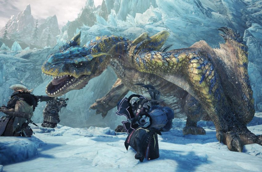Monster Hunter World: Iceborne – Friendly Pointer Achievement Guide | Arrowhead Gecko Location