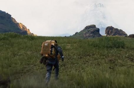 How to fix blurry textures in Death Stranding PC