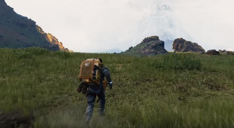 Death Stranding Screenshot