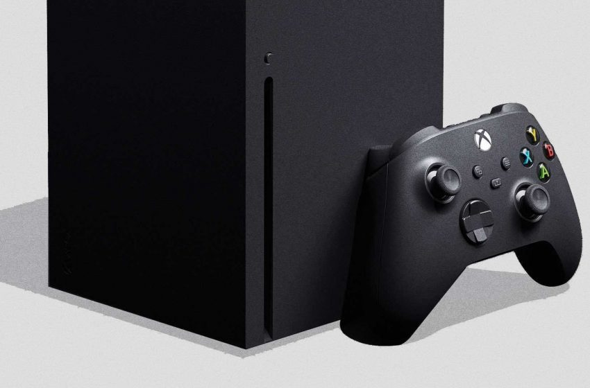 Xbox Series X Back Reportedly Featuring Two USB-A, A Single HDMI Port