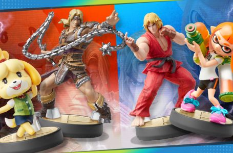 Amiibo Tag Tournament Coming To Super Smash Bros. Ultimate Later This Week