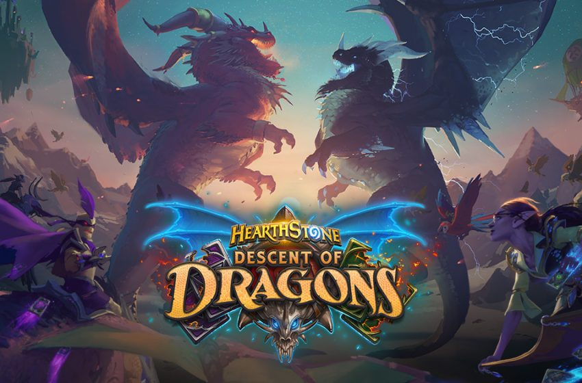 Hearthstone; Descent of Dragons Meta Report #1