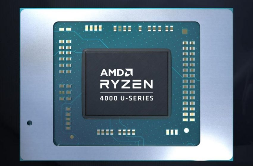 AMD Showcases 7nm Ryzen 4000 CPUs at CES 2020