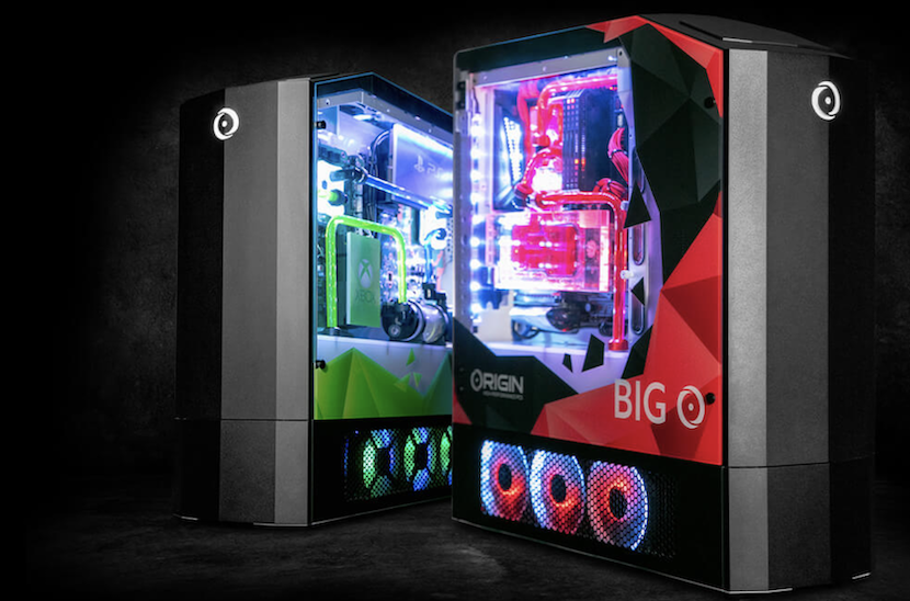 Origin Big O Console PC