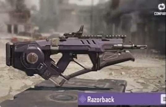 Man-O-War (Assault Rifle)