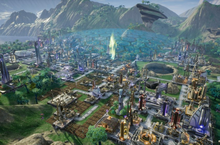 Screenshot of Aven Colony