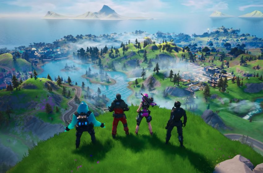 Fortnite – How To Visit The Eye Of The Storm