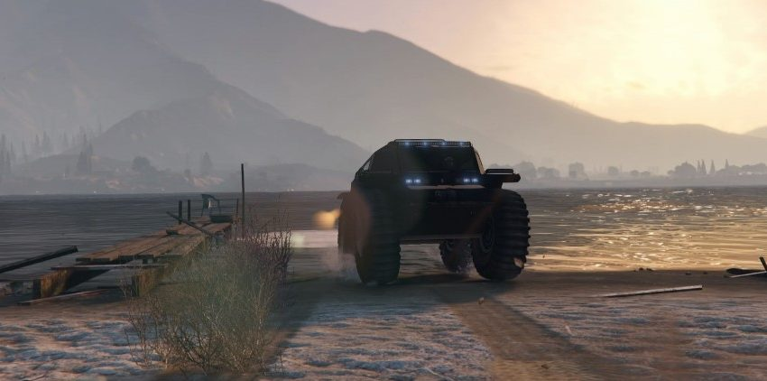 Brand New Grand Theft Auto Online Details And Screenshots Released
