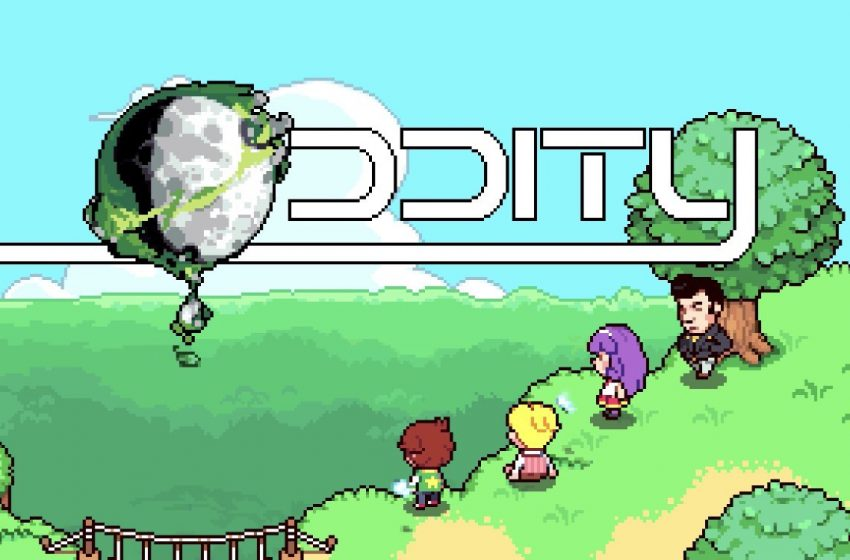 Fan Made Mother 4 Game Rebrands to Oddity In A New Trailer