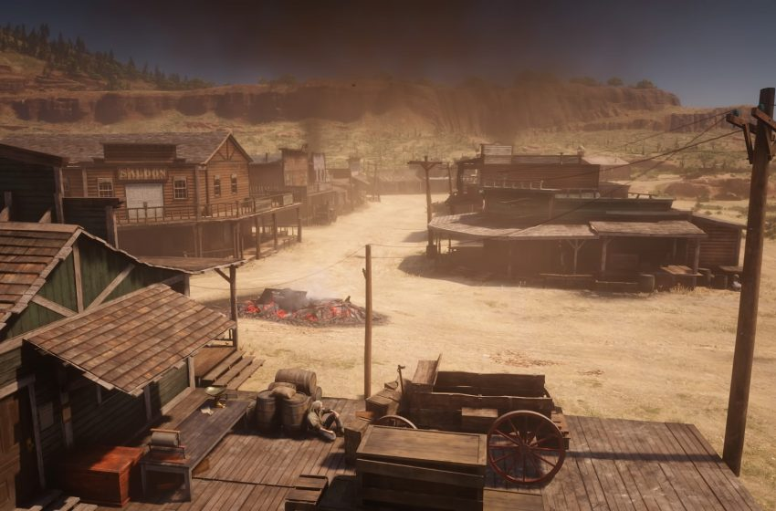 Red Dead Redemption 2 Armadillo