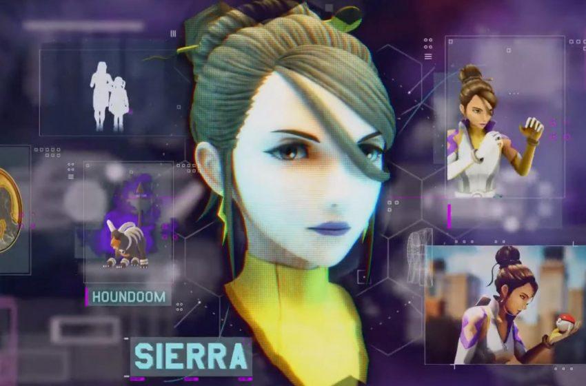 Beat Sierra in Pokémon GO