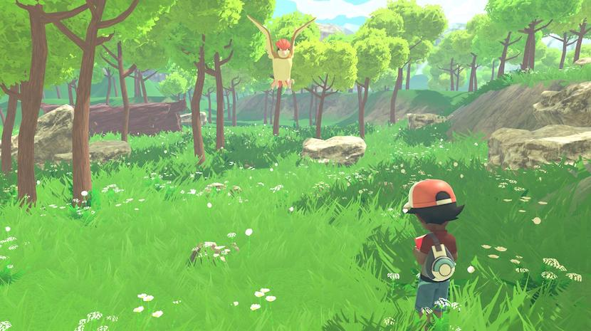 Pokemon Breath of the Wild
