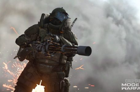 "The latest Call of Duty: Modern Warfare update broke its ""Minigun"" LMG"