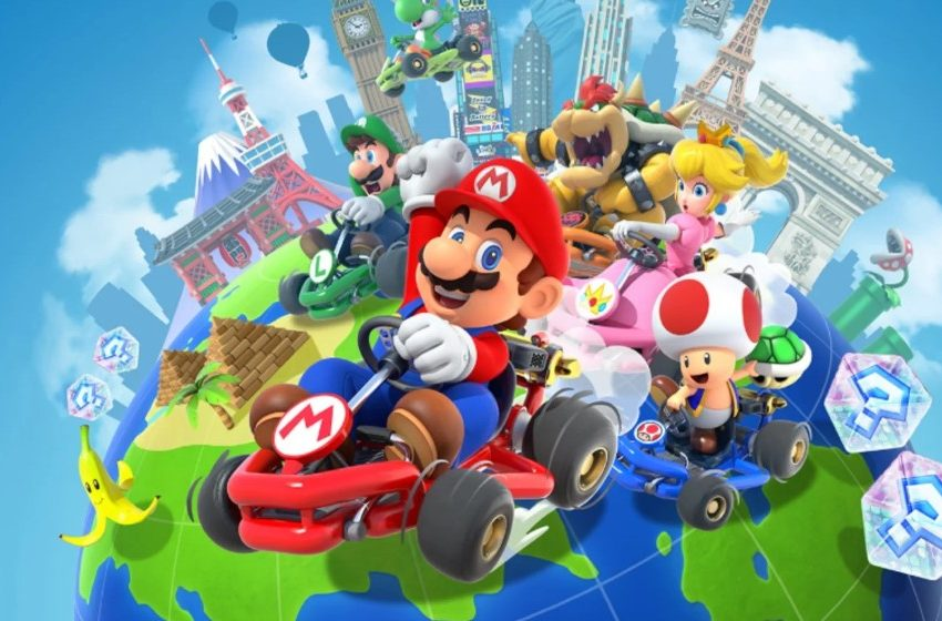 How to Earn a Score of 8000 or Higher on a T Course in Mario Kart Tour