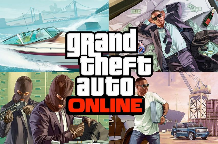 How to Claim GTA Online's Free New Year's Gifts