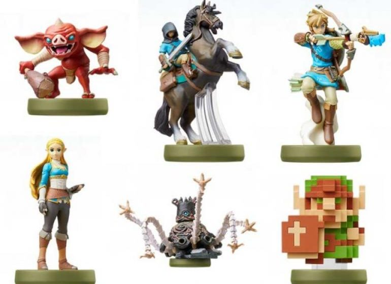 The Five Best Amiibo