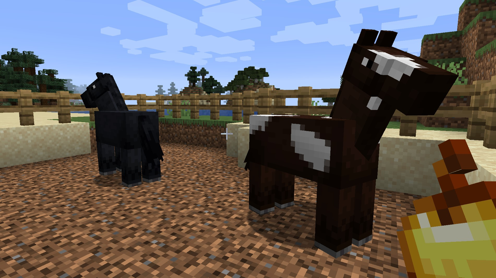 How To Breed Horses In Minecraft Gamepur
