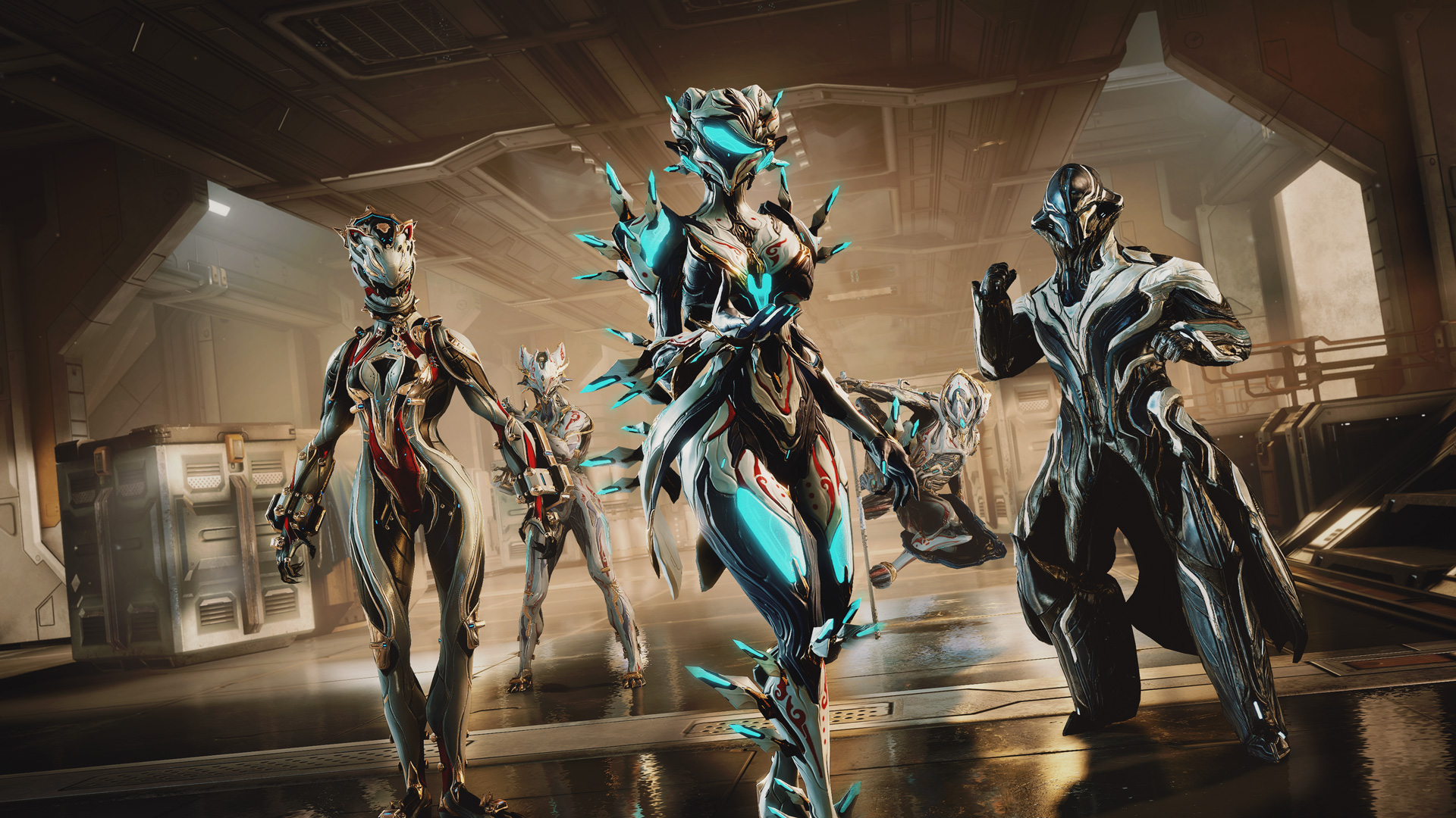 How to get Primed Chamber in Warframe | Gamepur