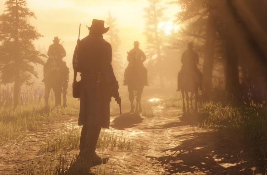 An American Pastoral Scene Walkthrough | Red Dead Redemption 2