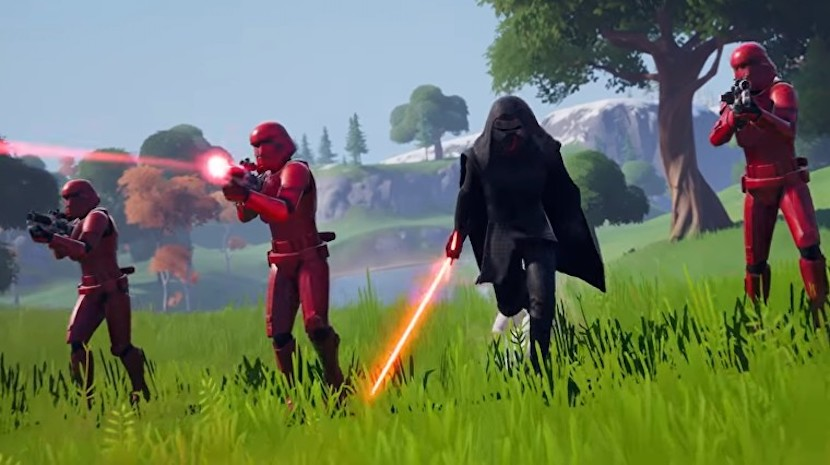 What's the Deal with Fortnite's Purple Lightning and Cube?