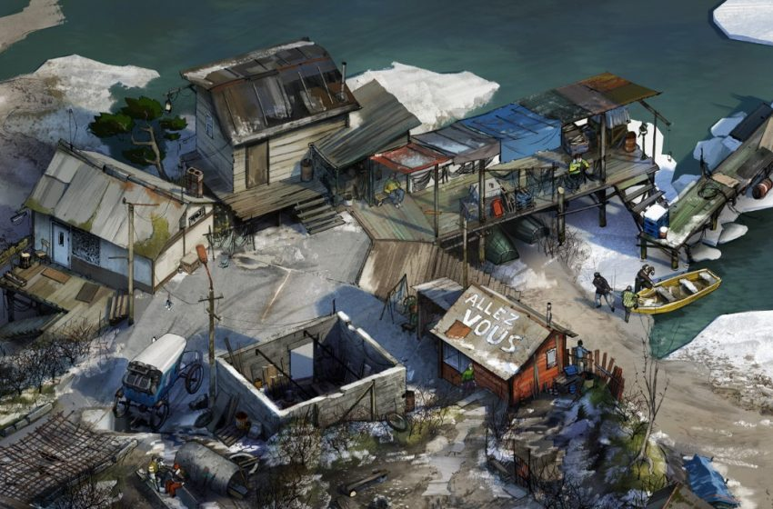 Disco Elysium gets hardcore mode, now supports ultra-widescreen