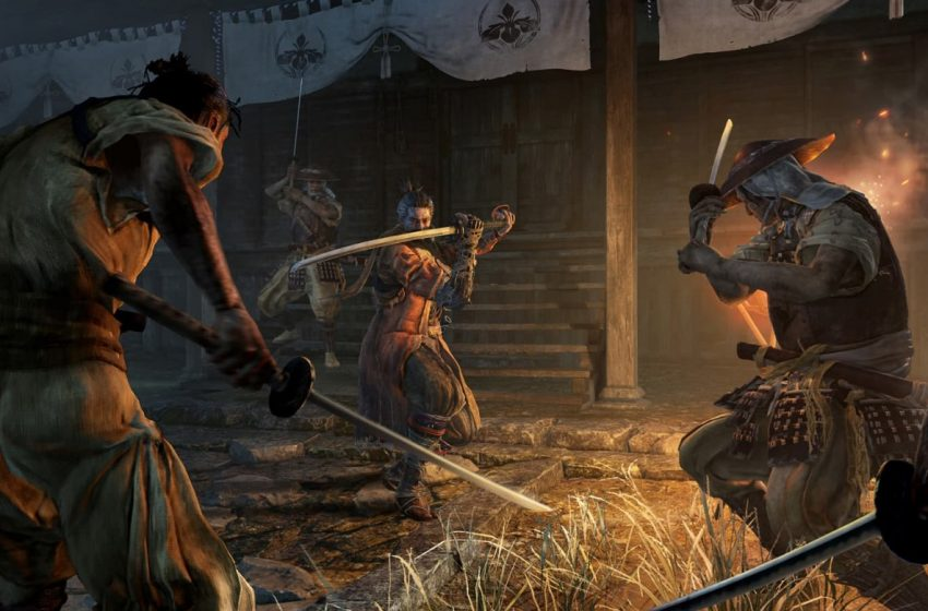 Sekiro: Shadows Die Twice Is From Softwares New Weird Game