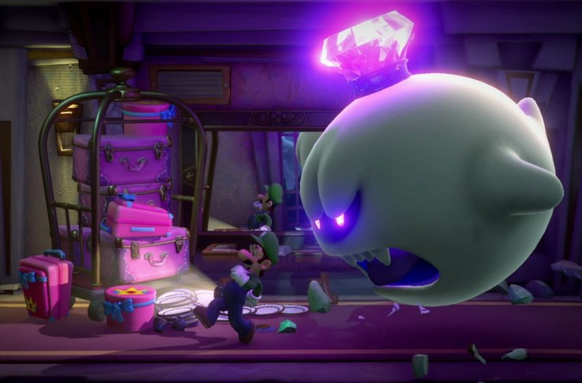 A Short and Spooky Review of Luigi's Mansion 3