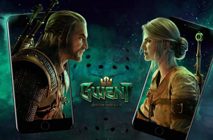 Witcher strategic card game Gwent launches on Android devices