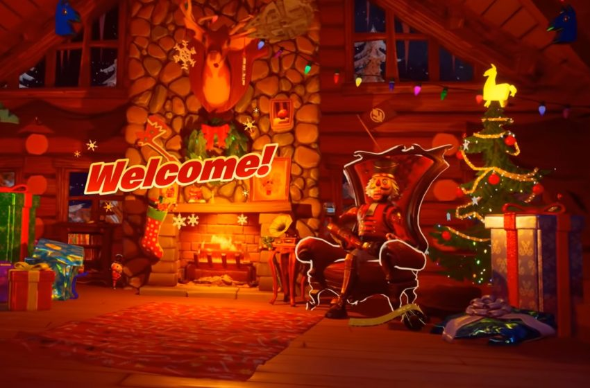Christmas Tree Skin Fortnite