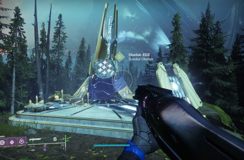 Obelisk Upgrades in Destiny 2