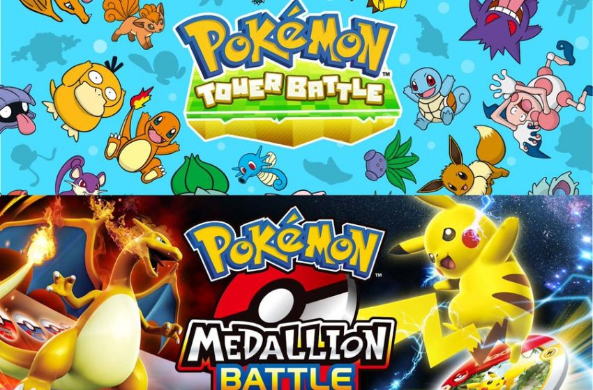 Pokémon Tower Battle and Pokémon Medallion Battle come to Facebook Gaming