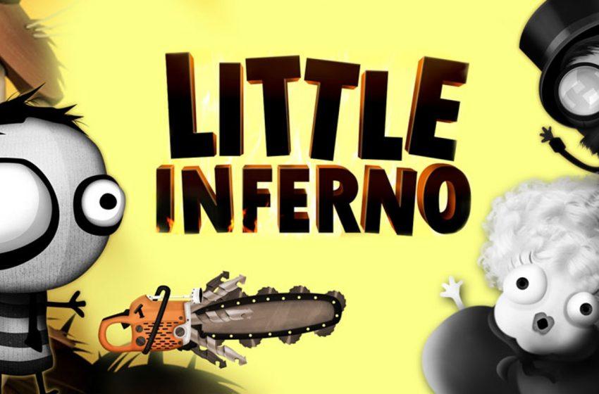 Little Inferno logo