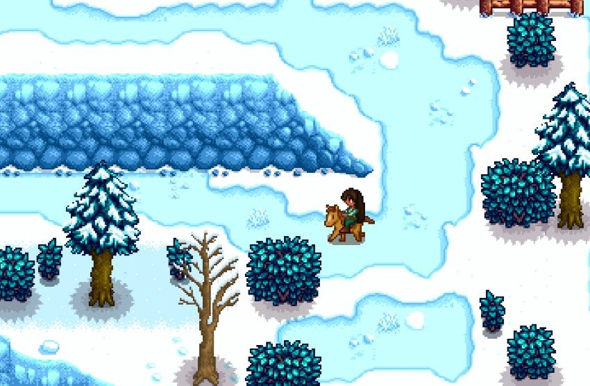 Stardew Valley Coming to Tesla Vehicles Soon