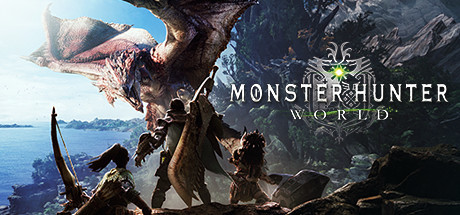 Monster Hunter World header/Steam