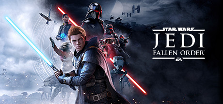 Star Wars header with characters/ Steam