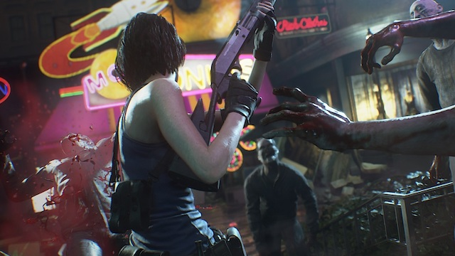 Resident Evil 3 gets new story trailer, Jill Valentine coming to Resistance