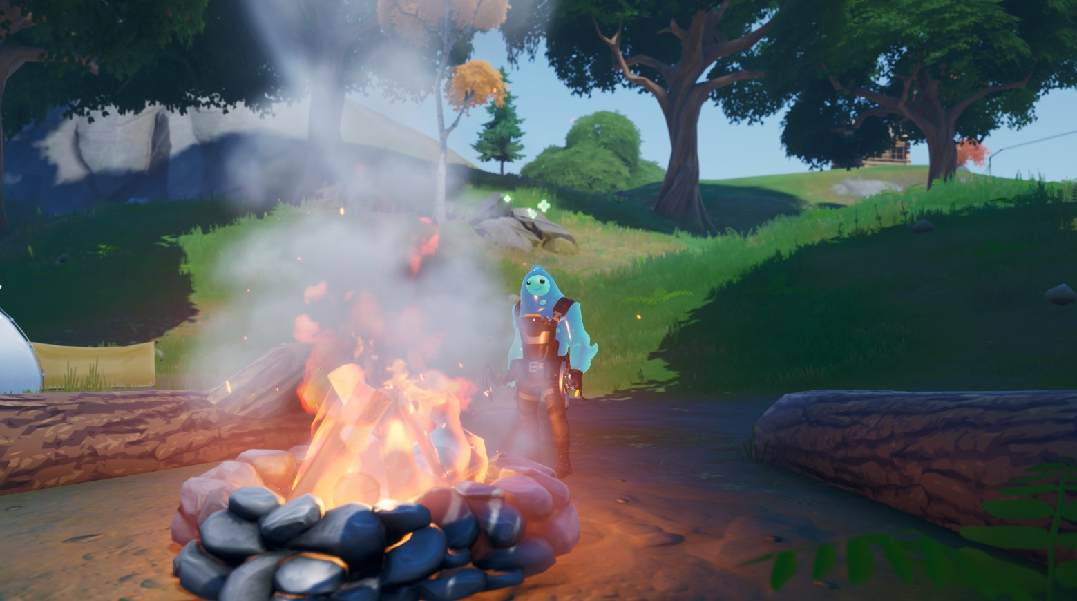 The Campfire Roblox Where To Stoke A Campfire In Fortnite All Campfire Locations Gamepur