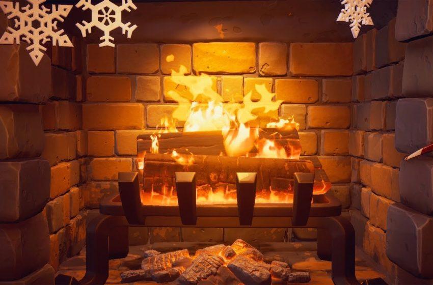Fortnite Fireplace