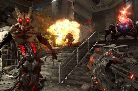 """DOOM Xbox One X 4K Patch Status Changed To """"Coming Soon"""""""