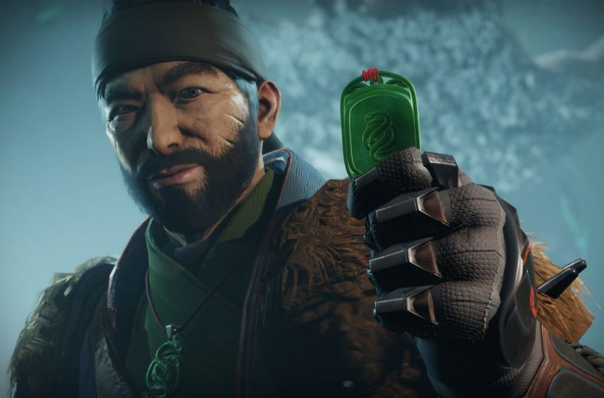 How To Get The Doomsday Grenade Launcher in Destiny 2
