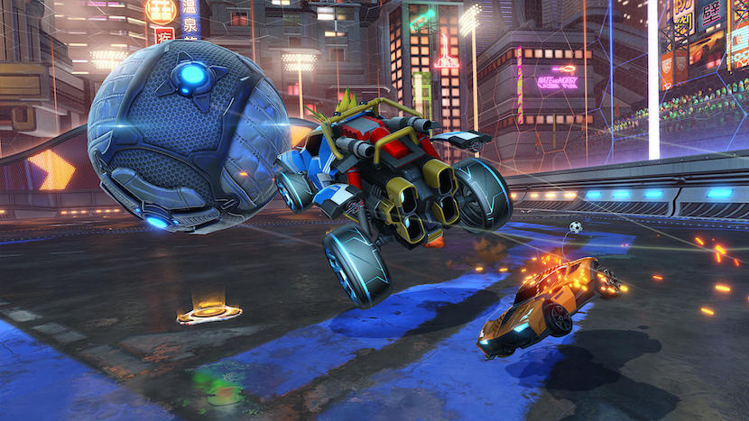 Rocket League devs dropping support for Mac and Linux