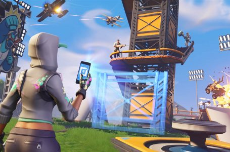 Fortnite Season 8 Adds New Apex Legends-like Ping System