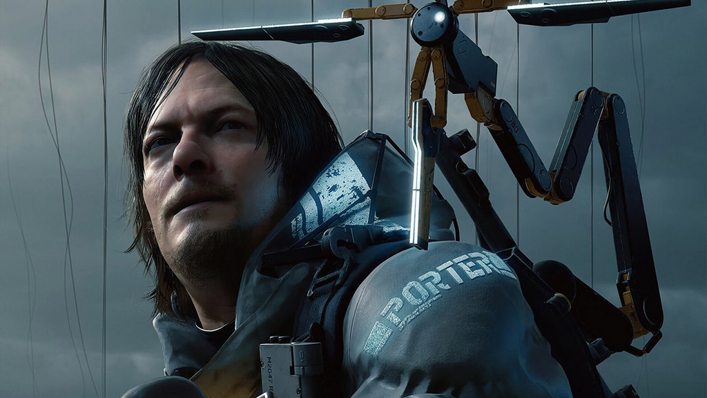 Death Stranding Panel At PlayStation Experience 2016