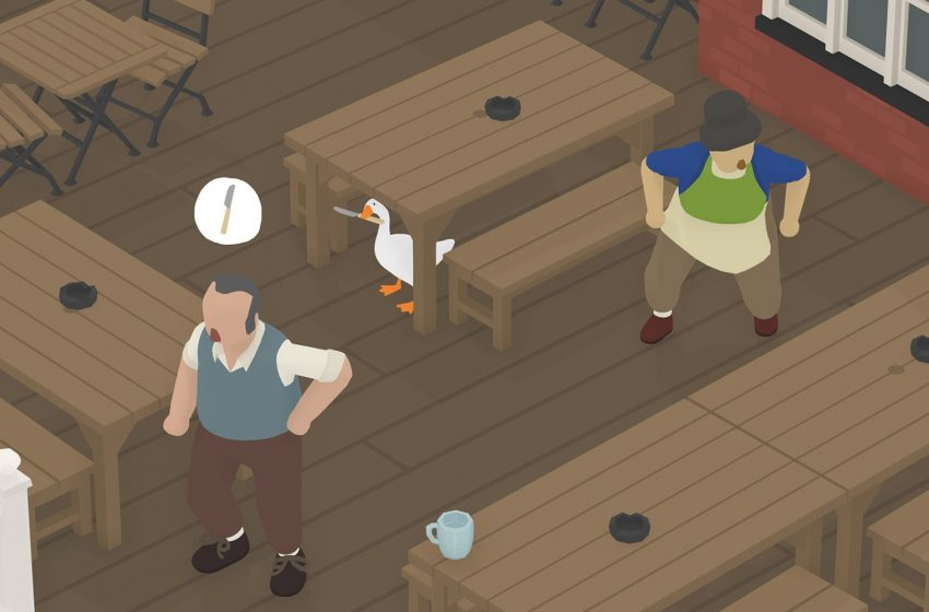 Untitled Goose Game PC Release Date