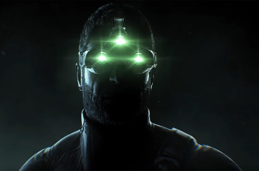 """Unannounced Splinter Cell """"Tenth Release"""" Spotted At GameStop"""