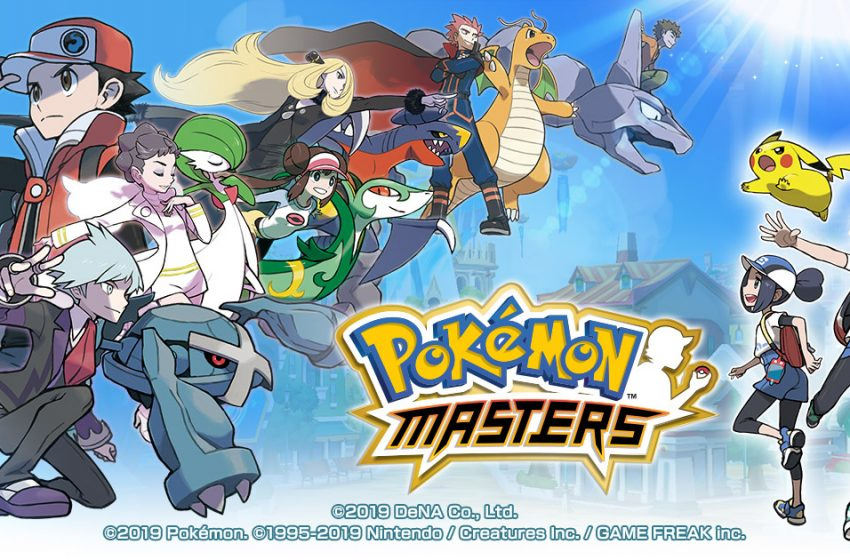 Pokemon Masters – How to Farm Gems and Coins