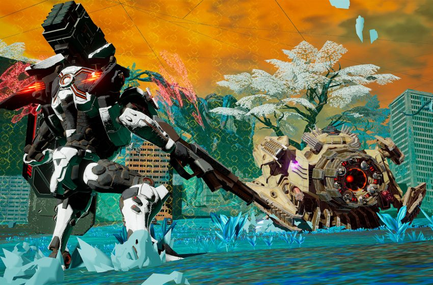 Everything you need to know about Daemon X Machina for PC