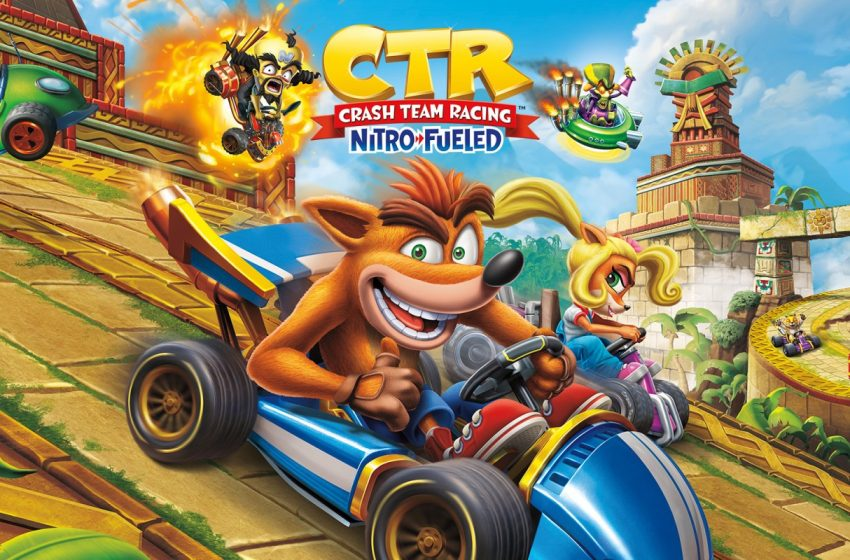 Crash Team Racing: Nitro-Fueled Patch To Use Boost Mode On Nintendo Switch