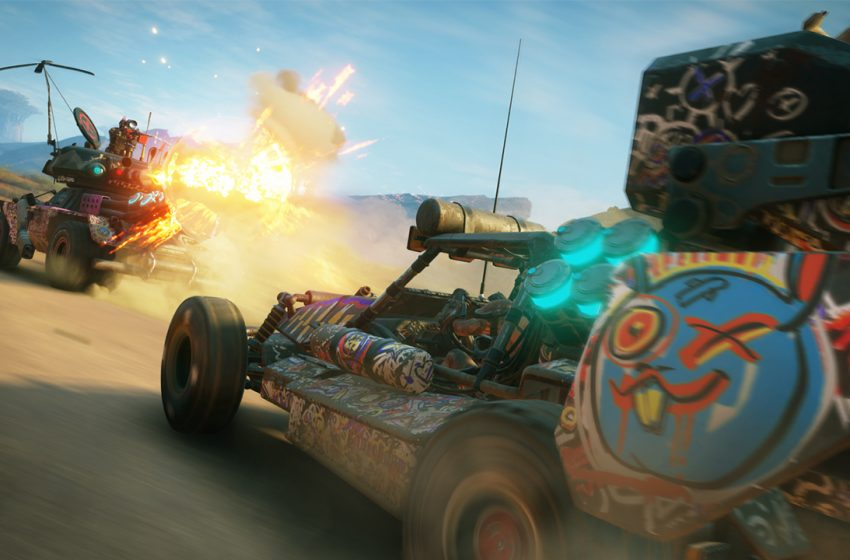 How To Change The Difficulty Setting in Rage 2